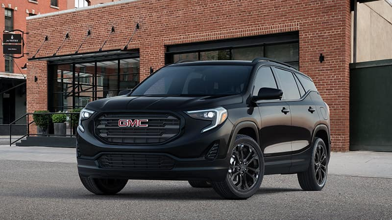 2020 GMC Terrain Midnight Edition