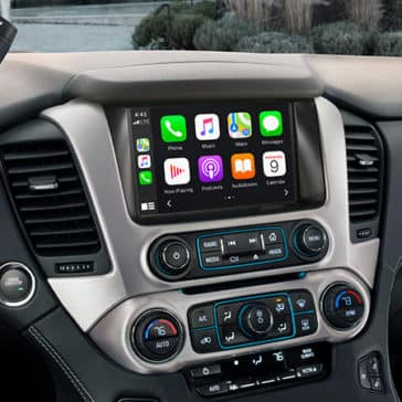 2020 GMC Yukon Apple Carplay