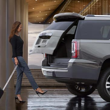 2020 GMC Yukon Rear Opening Gate