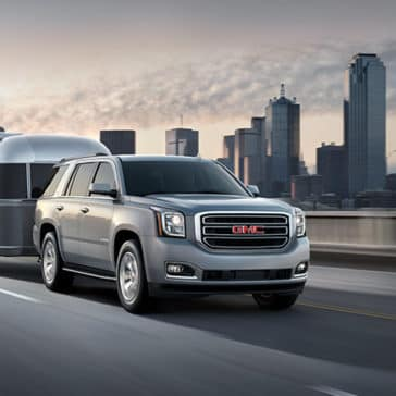 2020 GMC Yukon Towing