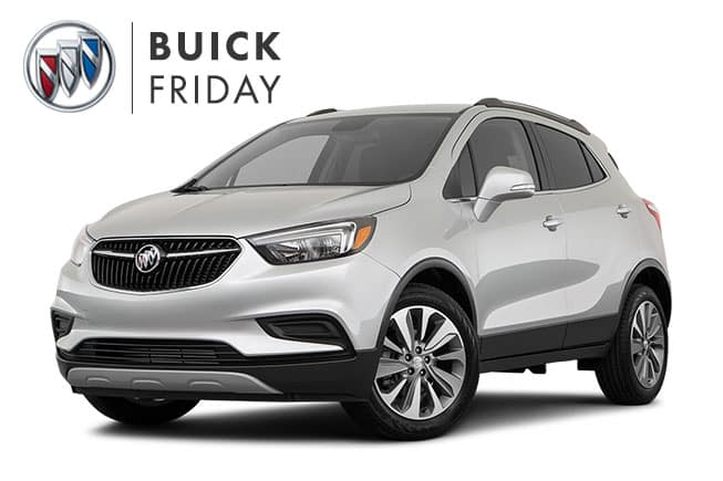 Buick Encore Black Friday Sales Event