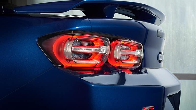 2020 Chevy Camaro Taillight