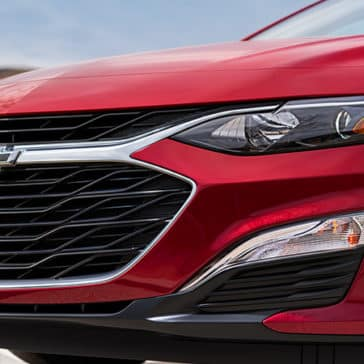 2020 Chevy Malibu Grille