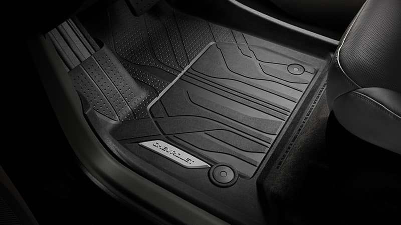 2020 Chevy Traverse Weather Mat