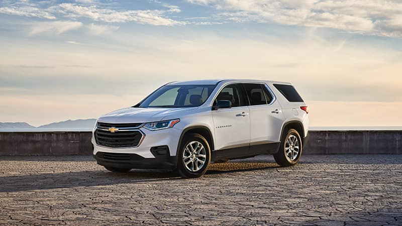 2020 Chevy Traverse for Sale
