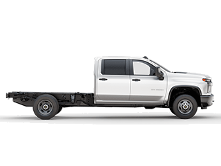 Chevy Silverado 2500HD Chassis Cab Work Truck