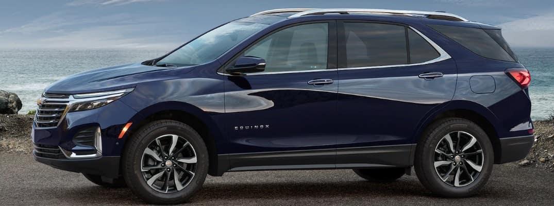 2021 Chevrolet Equinox updates