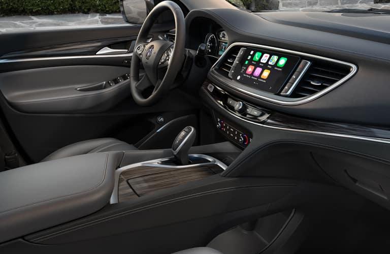 2020 Buick Enclave Driver's Cockpit
