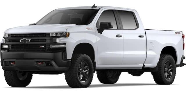 2020 Chevrolet Silverado Summit White