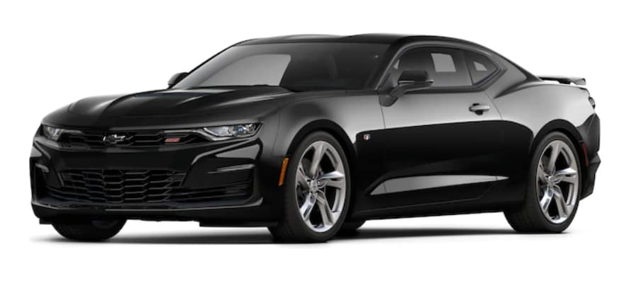 2020 Chevrolet Camaro Black
