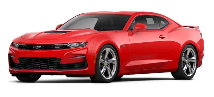 2020 Chevrolet Camaro Red Hot