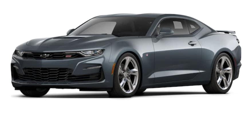 2020 Chevrolet Shadow Gray Metallic