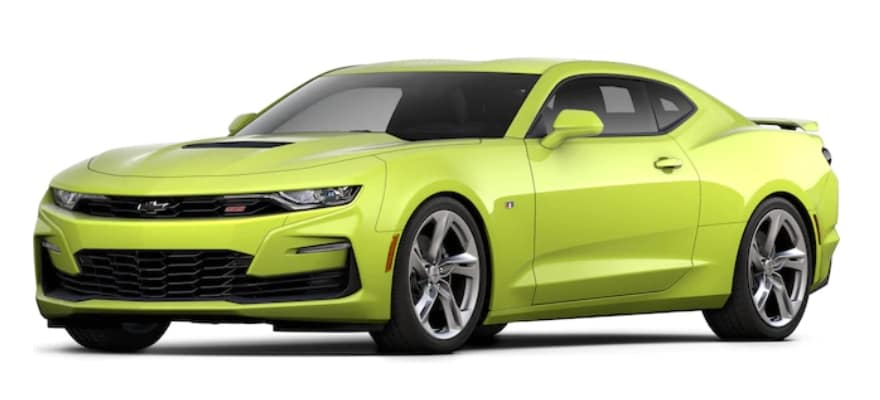 2020 Chevrolet Camaro Shock