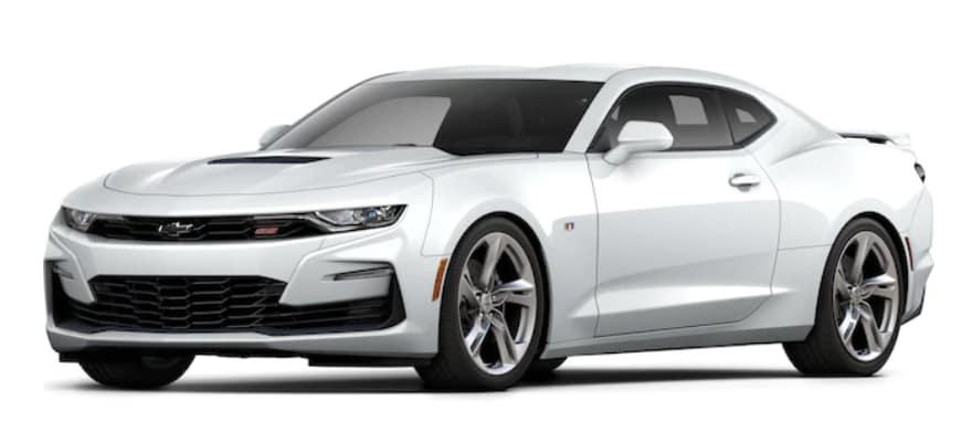 2020 Chevrolet Camaro Summit White