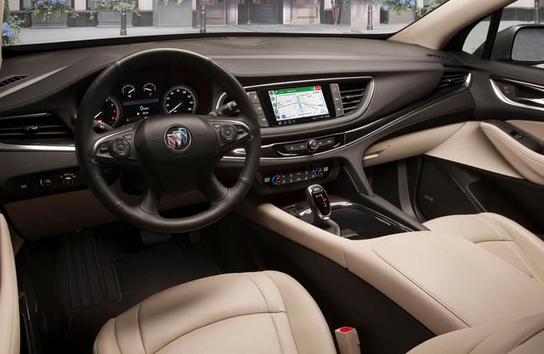 2020 Buick Enclave Dashboard