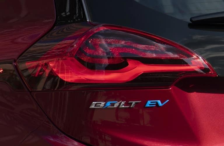 2020 Chevrolet Bolt Badging