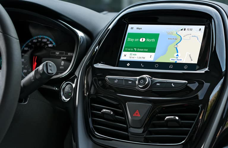2020 Chevrolet Spark Infotainment System