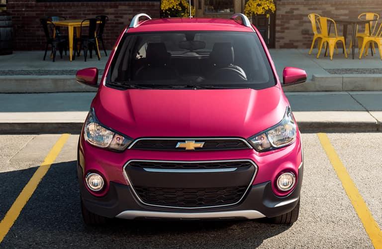 2020 Chevrolet Spark front end