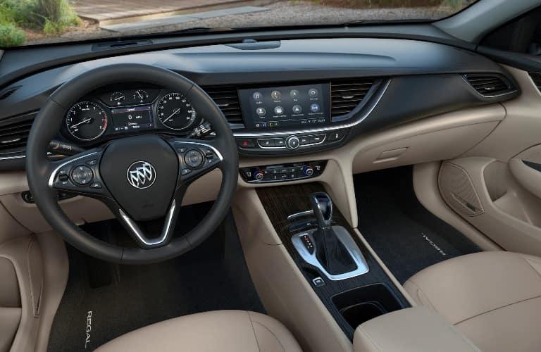 2020 Buick Regal Sportback Interior