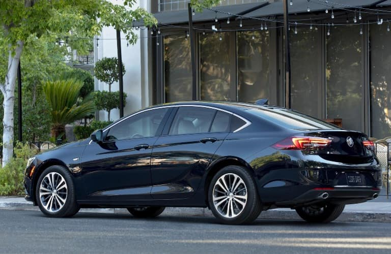 2020 Buick Regal Sportback parked by the side of the street