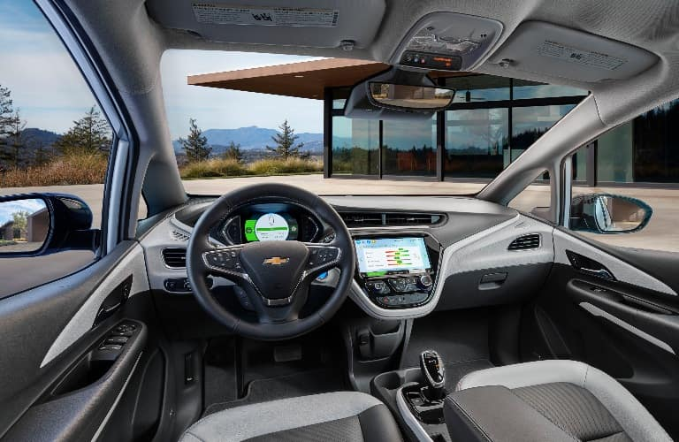 2020 Chevrolet Bolt EV Interior