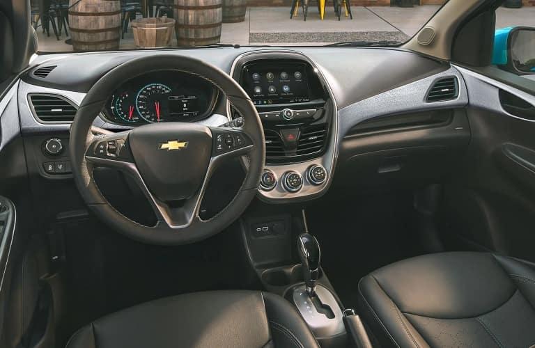 2021 Chevrolet Spark Dashboard