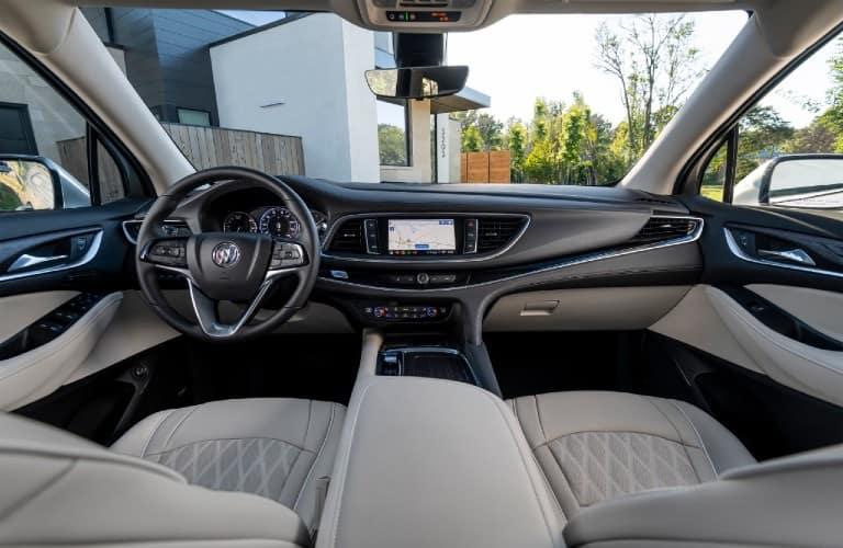 2022 Buick Enclave Avenir interior