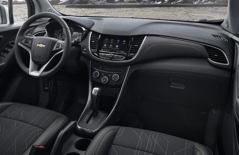 2022 Chevrolet Trax dashboard