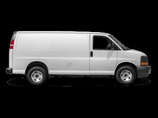 2018 GMC Savana Cargo Van