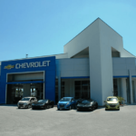 Carl Black Chevrolet Orlando Building Exterior