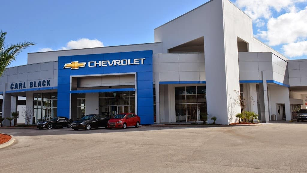 Chevy Dealer Carl Black Chevrolet of Orlando
