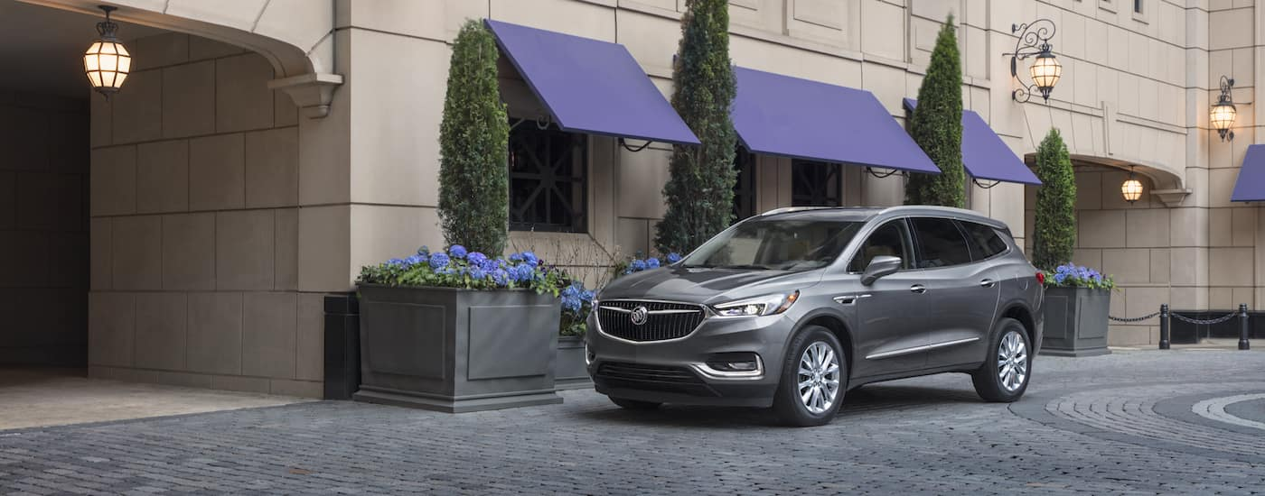 New Buick Enclave Performance