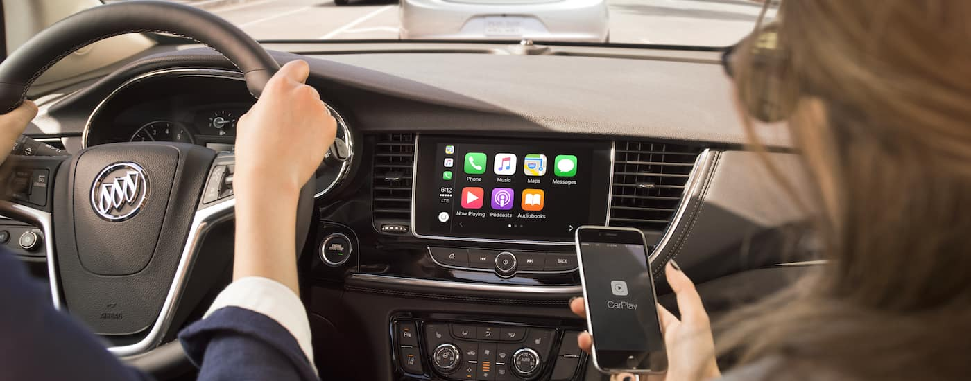 New Buick Encore Technology
