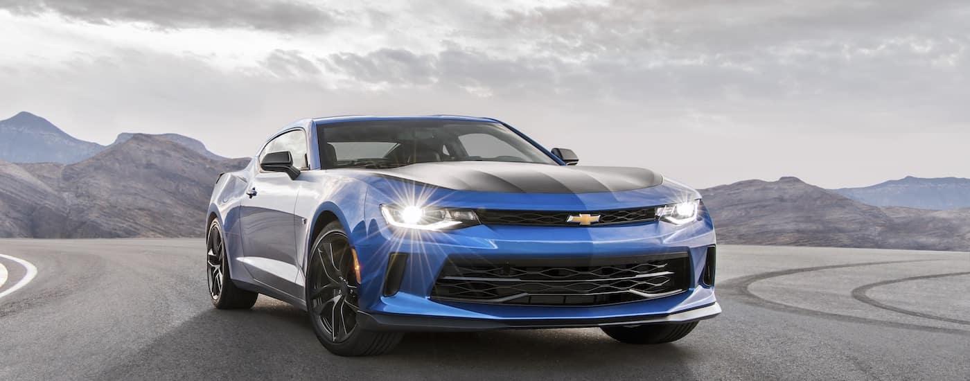 New Chevrolet Camaro Perception
