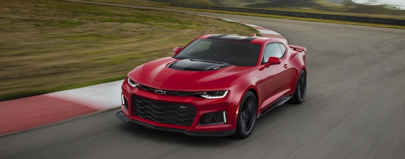 New Chevrolet Camaro Power
