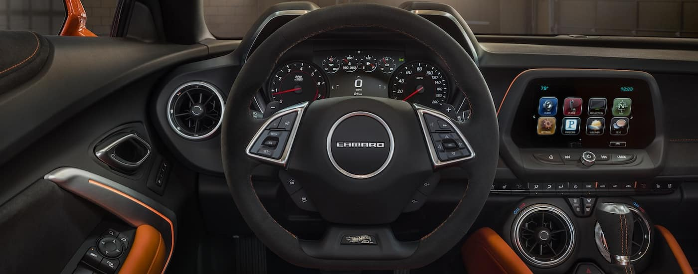 New Chevrolet Camaro Technology