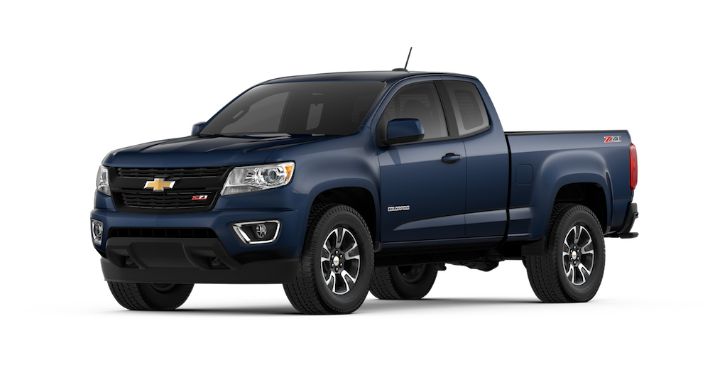 2018 Chevy Colorado Image