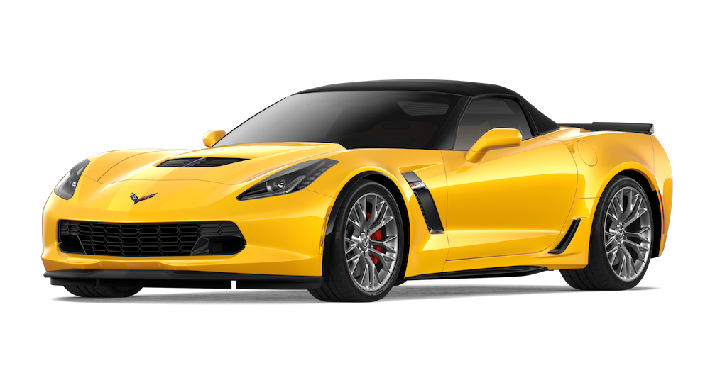 2018 Chevy Corvette