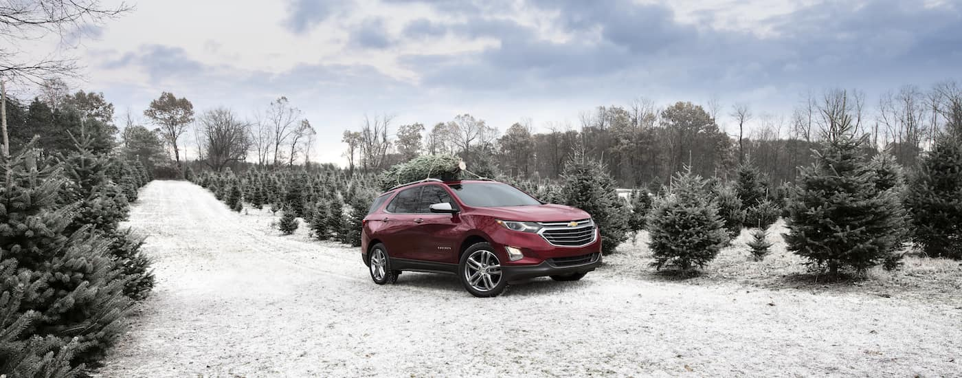 New Chevrolet Equinox Capability