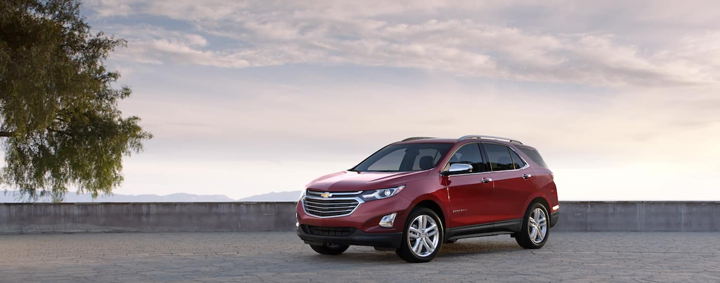 New Chevrolet Equinox Safety