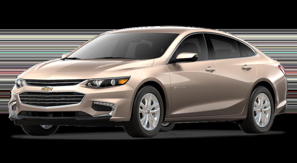 New Chevrolet Malibu