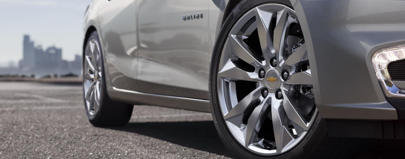 New Chevrolet Malibu Power