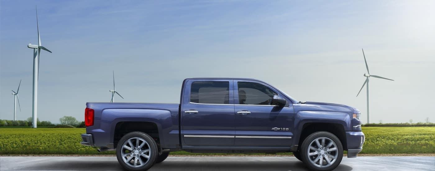 New Chevrolet Silverado Safety