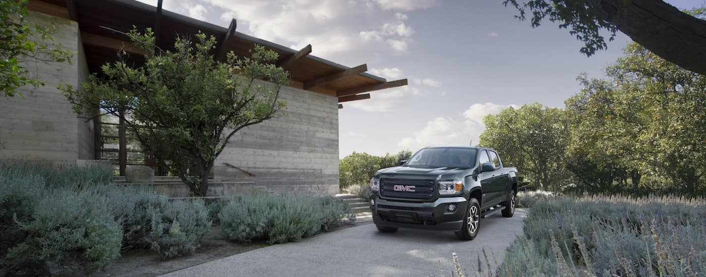 New GMC Canyon Exterior