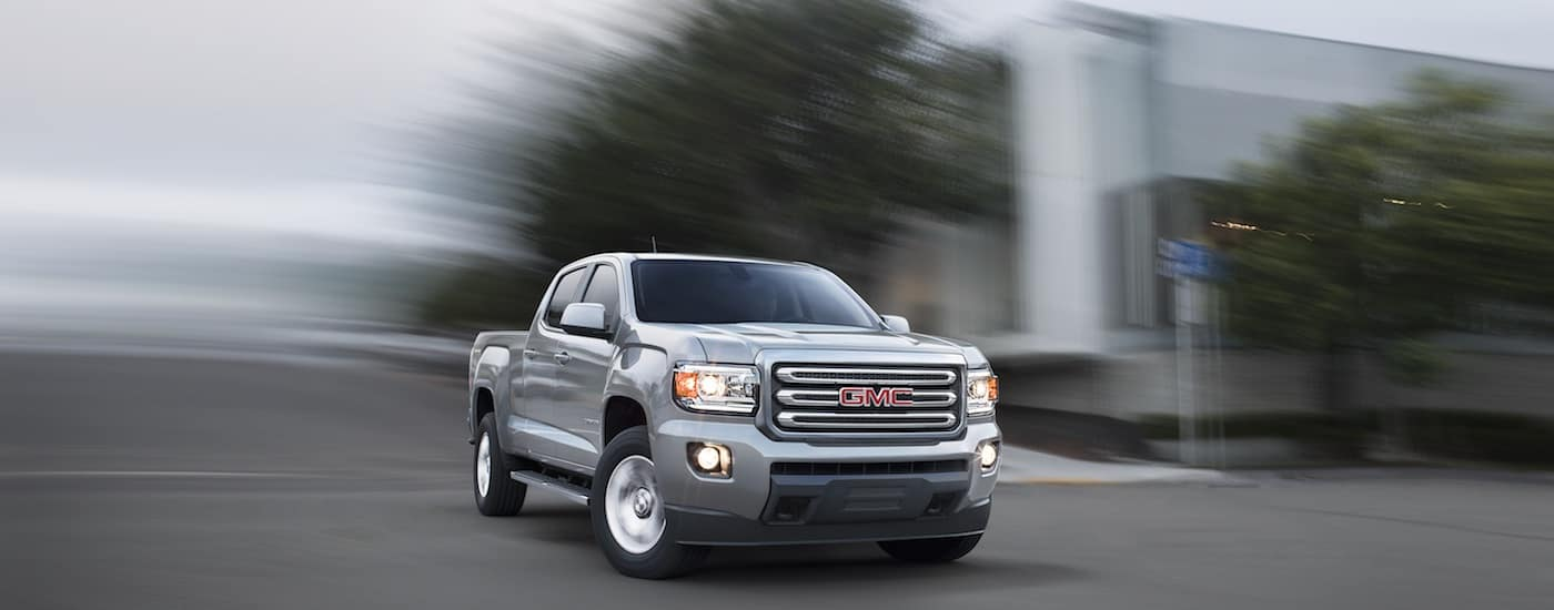 New GMC Canyon Strength