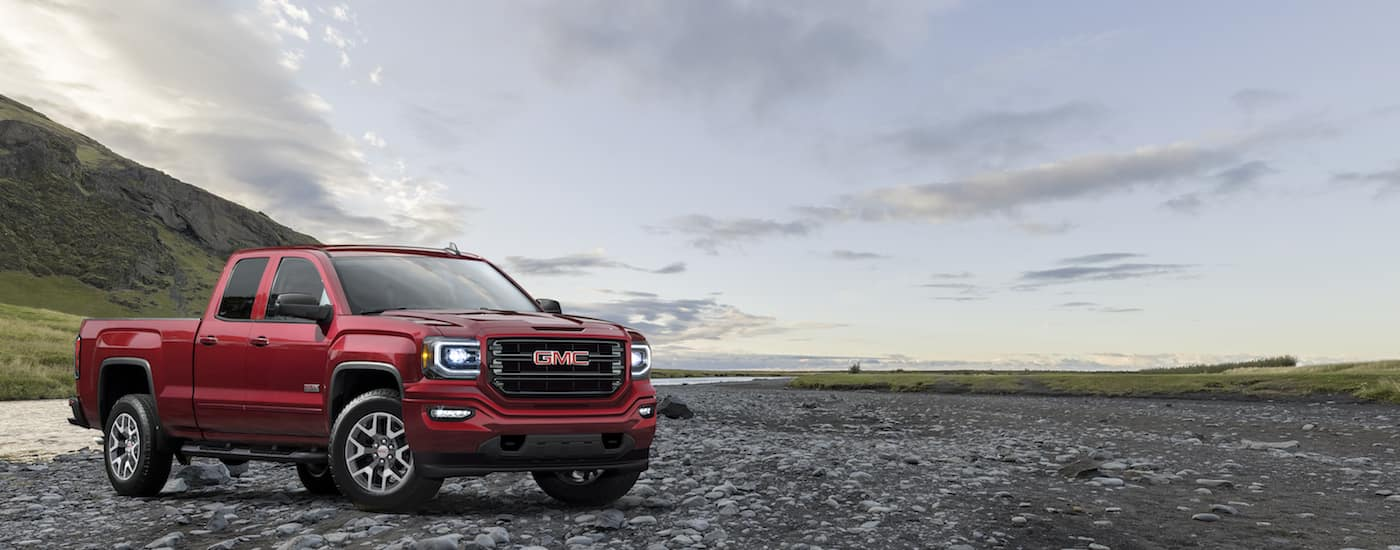 New GMC Sierra Design