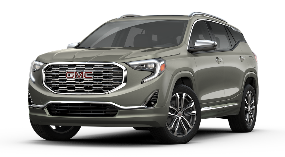 New GMC Terrain