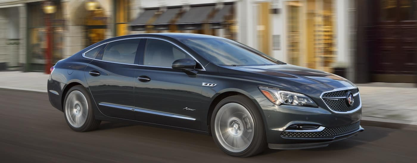New Buick LaCrosse Performance