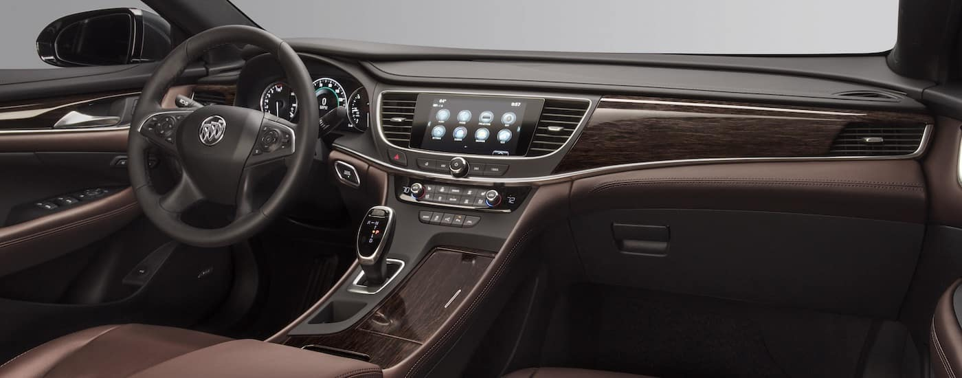New Buick LaCrosse Safety