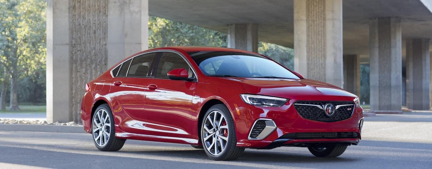 New Buick Regal Trims